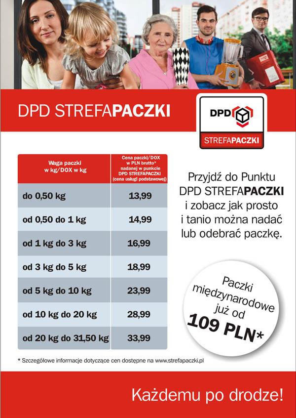 DPD PICKUP Strefa paczki DPD ul. Wielkopolska 20 Gdynia